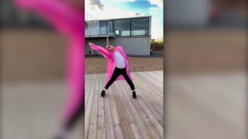 Pink coat dance FINAL